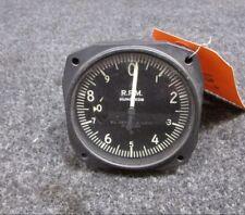 2222-1F2-A Pioneer US Navy Tachometer Indicator