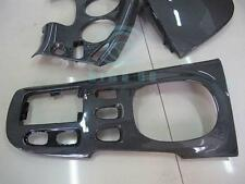 4Pcs Carbon Fiber Auto Front Interior Decoration Protect For Rx7 Fd3S 1992-97