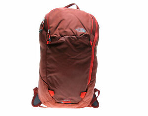 The North Face Pachacho Burnt Henna Brown/Fiery Red Backpack C088N1W One Size