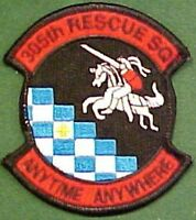 U.S. Air Force 305th Rescue Squadron Patch