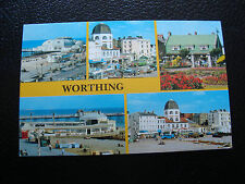 ROYAUME-UNI - carte postale - worthing (cy25) united kingdom