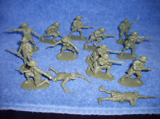 AIRFIX WWII Gurkhas Allied Infantry 14 figures 1/32