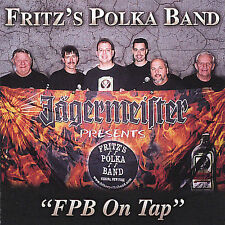 FRITZ'S POLKA BAND - FPB On Tap - 14 TRACK MUSIC CD - NEW - G710