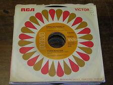 Carolyn Franklin 70s POP SOUL 45 Chain Reaction / Everybodys Talkin