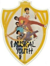 "Musical Youth ‎– 007. 7"" Shaped Picture Disc. Mint."