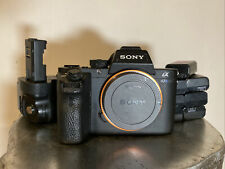 sony a7s ii used, with extras