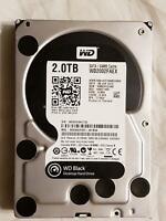 """WD Black series WD2002FAEX 3.5"""" 2TB 7200rpm SATA 6.0Gb/s 64MB HDD"""