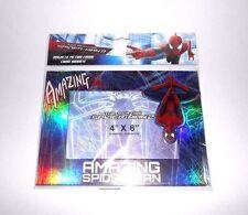 Magnetic Picture Frame 4x6 Marvel Spider Man BRAND NEW kids bedroom decoration
