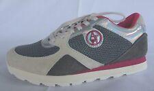 ARMANI JEANS Zapatillas Gr 38 Zapatos Botas Deportes Zapatos gris NUEVO