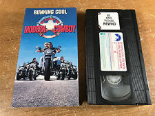 Running Cool The Myth of the Modern Cowboy  VHS 1993