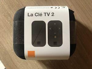 La Cle Tv 2 ORANGE ( NEUF )