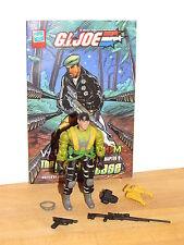 GI Joe 2004 Valor Vs Venom Tunnel Rat v6 Loose 100% Complete vvv electric eel