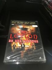 LA LÉGION DE LOS MORTS DVD MICHAEL CARR HANK PIERRE CHRIS KRIESA
