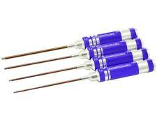 Arrowmax Allen controlador 4 Pieza 120 mm Conjunto de 1.5 - 2.0 - 2.5 - 3.0 Mm-AM110991