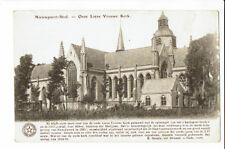 CPA - Carte postale -Belgique -  Nieuwpoort - Onze Lieve Vrouw Kerk   S 2406