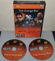 Orange Box Half-Life 2 (PC, 2007) ~ NO CODE