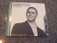 "John Proulx ""Moon and Sand"" SEALED NM CD"