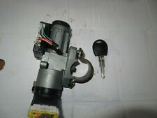 CHEVROLET MATIZ IGNTION BARREL AND KEY SWITCH 2004-2009 TESTED