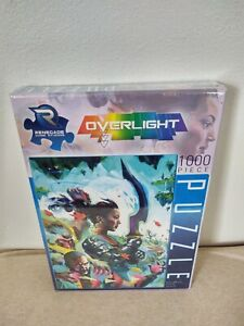 Renegade Games Puzzle Overlight SW 1000 Pieces New Free Shipping