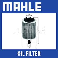 Mahle Oil Filter OX188D - Fits Audi, Seat, VW - Genuine Part