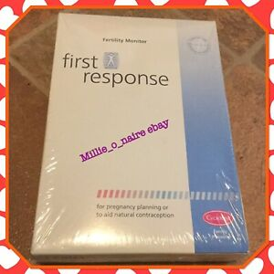BRAND NEW SEALED Cyclotest First Response Body Basal Temp BBT Fertility Monitor
