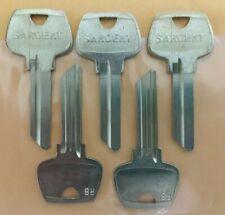 Sargent 6275 Rb 6 Pin Original Assa Abloy Key Blank Set Of 5 Keys