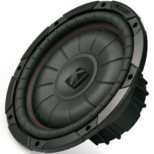 KICKER CompVT Serie CVT102-43 2 Ohm 25cm Subwoofer 400 W RMS Bass Woofer Chassis