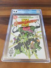 Green Lantern 201 CGC 9.8, WP 1st APP of Kilowog & Green Lantern Corps Title1986