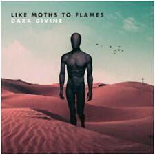 Like Moths to Flames - Dark Divine - New CD Album - Pre Order 1st December