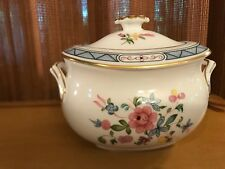 Wedgwood Bone China MONTCALM - Sugar Bowl with Lid