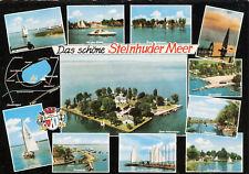 AK Ansichtskarte Steinhuder Meer / BRD 1968