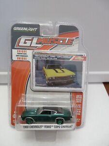 Greenlight GL Muscle 1969 Chevrolet Yenko Copo Chevelle Lot 1