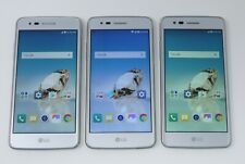 """Lot of 3 Working LG Aristo MS210 5"""" 16GB Android Smartphone MetroPCS / T-Mobile"""