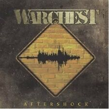 """Warchest """"Aftershock"""" CD NUOVO"""