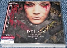 DELAIN ‎– THE HUMAN CONTRADITION 2 CD LIMITED EDITION JAPAN OBI