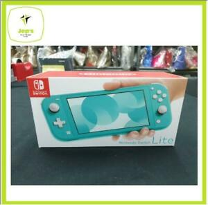 Latest Nintendo Switch Lite Turquoise Brand New Jeptall Sale