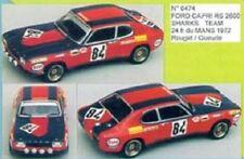 kit Ford Capri RS 2600 #84 Le Mans 1972 - Mini Racing kit 1/43