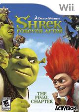 Shrek Forever After WII New Nintendo Wii