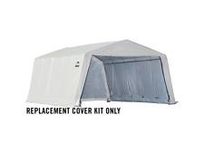 ShelterLogic Replacement Cover Kit 12x20x8 21.5oz Pvc 131113 90516 805131 White
