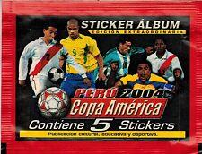 Peru 2004 Navarrete Copa America sticker Pack