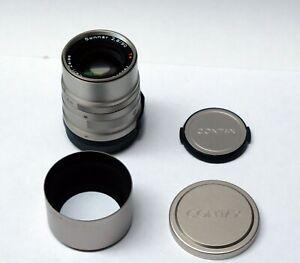 Carl Zeiss Sonnar T* 90mm / F2.8 für CONTAX G1 und G2, wie neu.