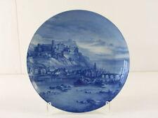 Fürstenberg Keramik-Wandteller & -Zierteller