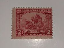 Travelstamps: 1920 Us Scott #549 Pilgrim Tercentenary 2¢, mnh, og, never hinged