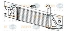 RADIATORE OLIO MERCEDES BENZ MB CLASSE A (W169) BHER