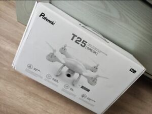 professional drone with hd camera T25 GPS with 1080P HD Camera Auto Return