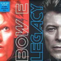 DAVID BOWIE Legacy Very Best Of audiophile 180g vinyl 2-LP (2016) NEW/SEALED