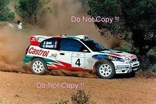 Didier AURIOL TOYOTA COROLLA WRC ACROPOLIS RALLY 1999 Fotografia