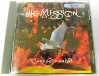 THE MISSION carved in sand (CD album) goth rock 842 251-2 mercury 1990
