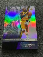 2014-15 Prestige Premium #145 Kobe Bryant Refractor SP