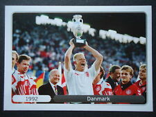 Panini 529 Danmark Dänemark 1992 EM 2012 Poland - Ukraine